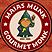 <br>120-grammiste pakendite uued kujundused maitsestatud pähklitele. Klient Maias Munk. Aastal 2010. Stants muutmata kujul.