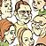 <br>Reklaamibüroo Vatson tööka kollektiivi grupipilt firma viienda sünnipäeva puhul.
