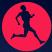<br>Ajakirja Jooksja uus logo ja uus kaane kujundus. Aastal 2013.