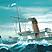 <br>Klient ajakiri Tehnikamaailm (TM). Pildil minu nägemus soomuslaevast Russalka. Laev on joonistatud algusest lõpuni photoshopis. Lisatud on töödeldud mere ja taeva fotomaterjal. Aastal 2003.